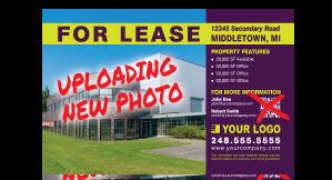 change-real-estate-postcard