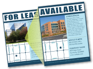 Commercial real estate flyers for Commercial real estate marketing plan template